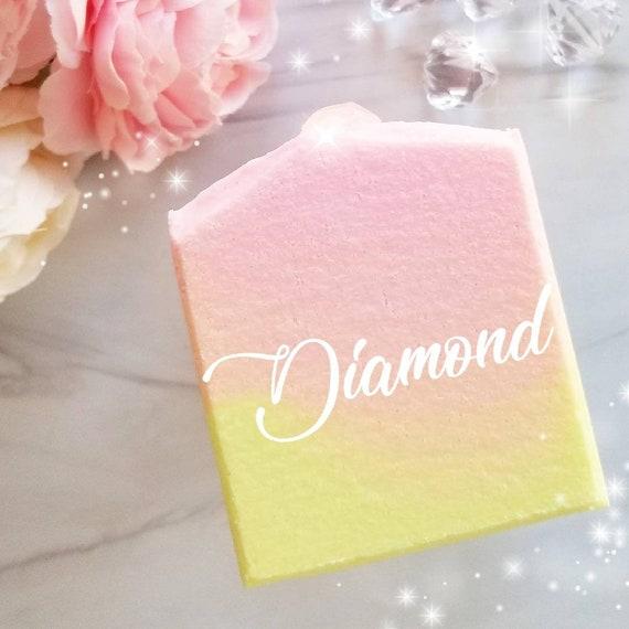 Diamond Birthstone Collection (Aries) Salt Bar