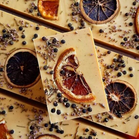 Calendula Turmeric & Goat's Milk Silk Soap