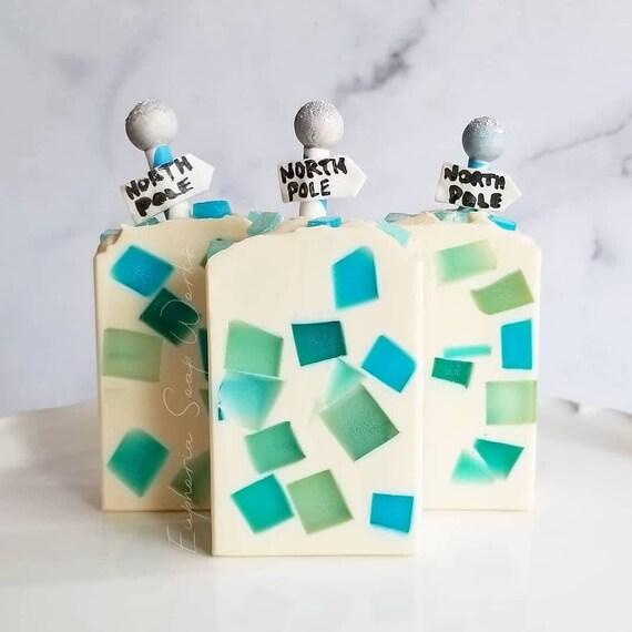 North Pole Silk Soap