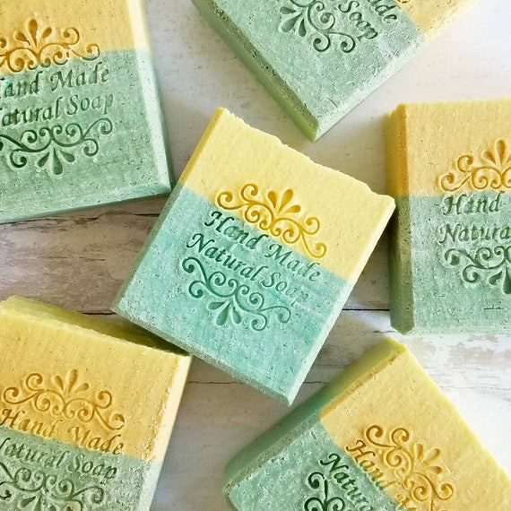 Sea Salt & Sunshine Salt Soap