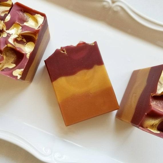 Farmhouse Cider Silk Soap  / Handmade Soap  / Cold Process Soap