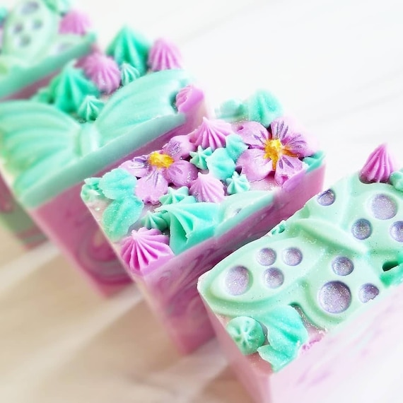 Lilac & Willow Silk Soap
