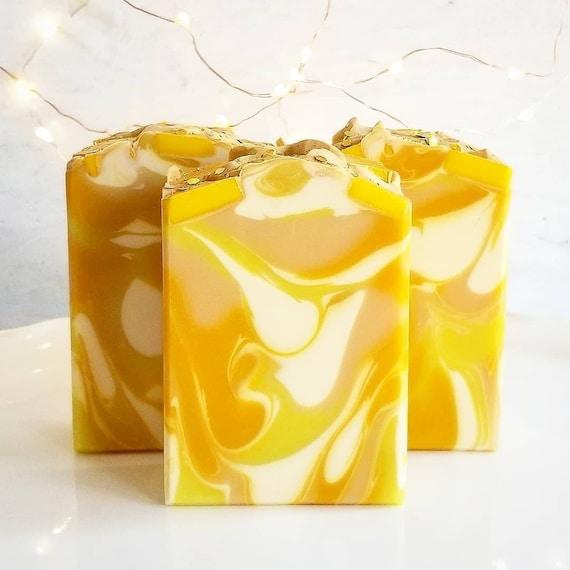 Christmas Star Silk Soap