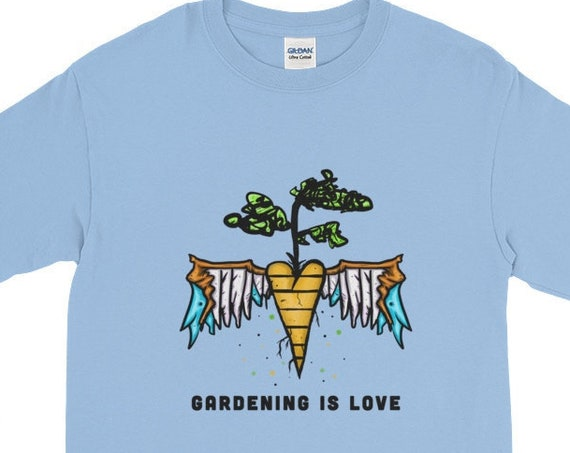 Gardening is Love- Long Sleeve T-shirt