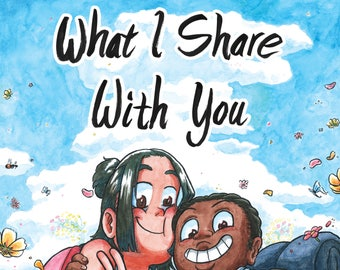 What I Share With You [perfect bound second printing]