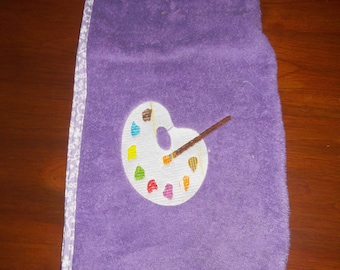 MAGICAL PAINTING TOWEL