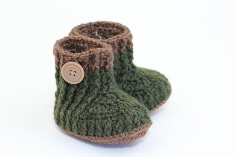 Pregnancy Announcement/ Gender Reveal Gift Box/ Crochet Baby image 0