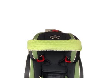 Car Seat Pillow support band
