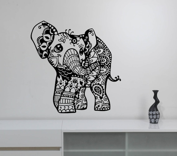 Dessin elephant indien facile - Elephant indien dessin ...