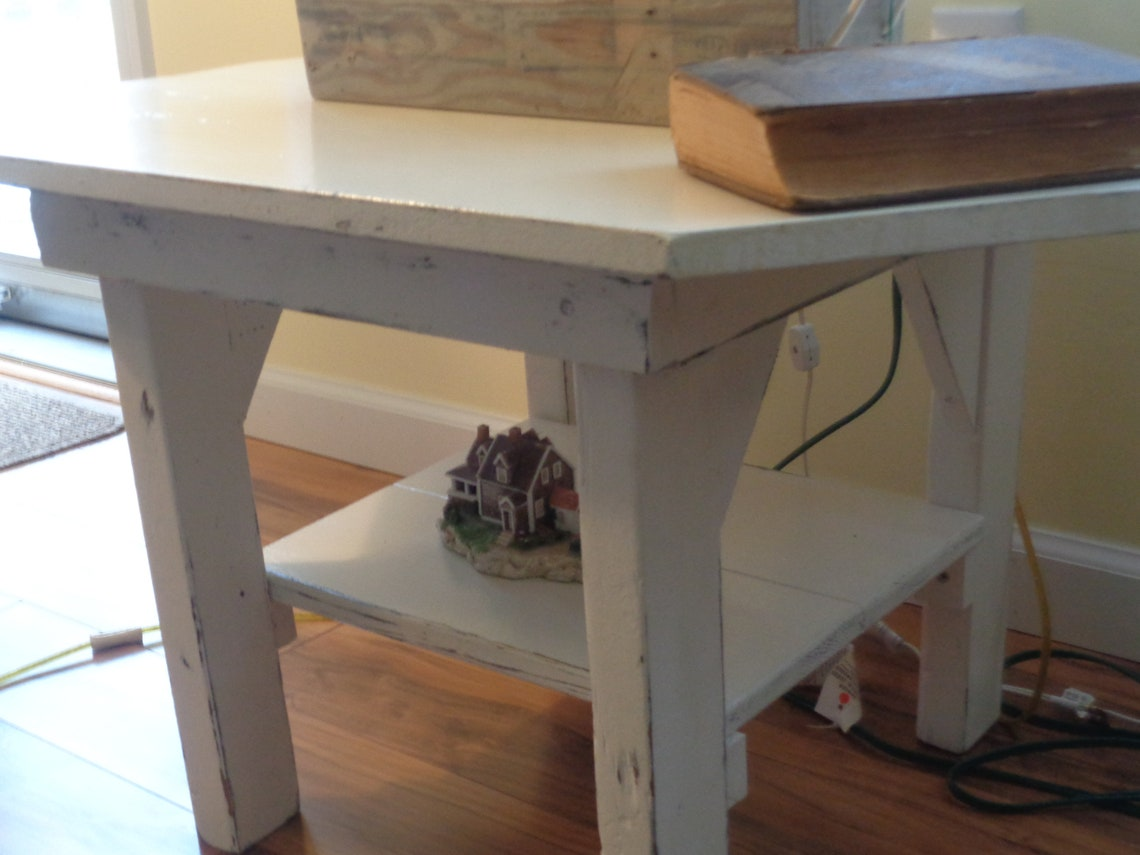 Coffee Table, Distressed Bench, Bedroom Bench, Family Room Bench/Table, Accent Bench/Table, White Accent Table, White Bedroom Bench, table,