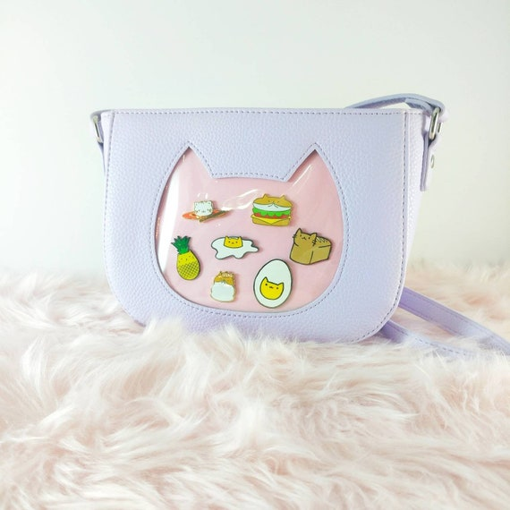 Cat Window Purse