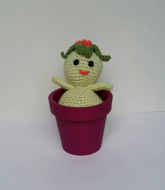 Amigurumi pattern doll onion spring with Instant Download pdf Cute ... | 658x570