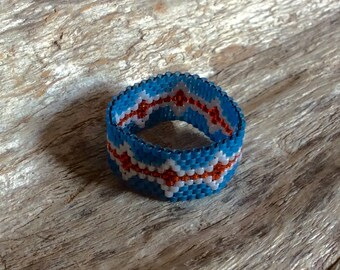 576 of micro glass beaded ring.