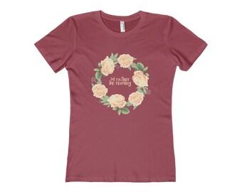 I'd Rather Be Reading - Book Shirt - Reader Gift - Nerdy Shirt - Bookworm Shirt - Book Lover - Book Gift - Reader Shirt - Teacher Gift