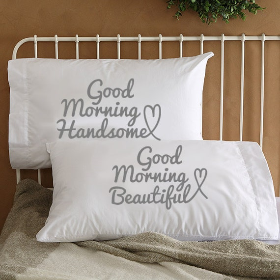 His Hers Pillow Cases for sale | eBay