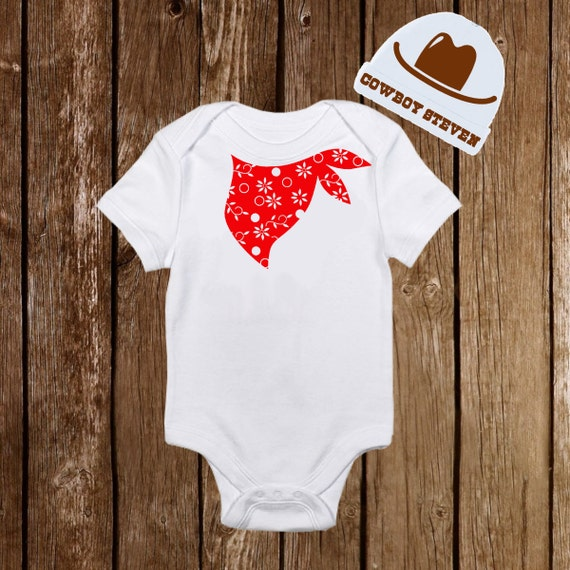 Personalized Cowboy love his Mama Onesies /& Hat beanie with Green Bow Tie Shoes baby boy outfit Infant newborn Baby Shower Gift Set Unique