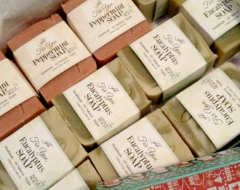 Whole Loaf of All Natural Soap - Pre-Orders