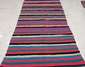 Handira rug blanket, handmaded by moroccan berber women
