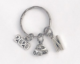 Car Driver Gift Men/'s Personalised Keyring Driving Test Pass Personalised Gift