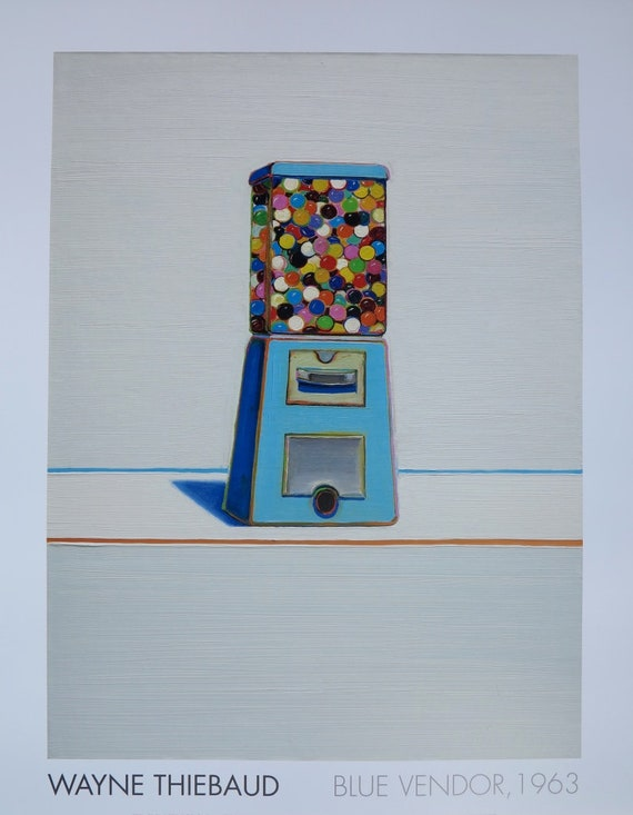 "1969 Vintage BONNARD /""THE GARDEN/"" COLOR offset Lithograph"