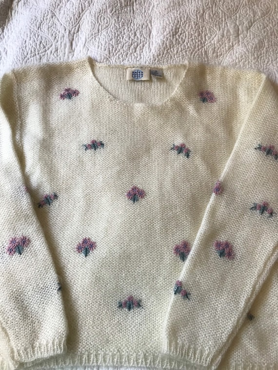 70s Mohair Sweater