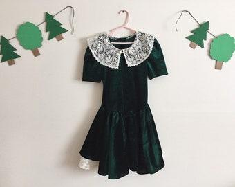 b1b0dac02f40 Dark Green Xtrordinary Girls Size 14 Dress