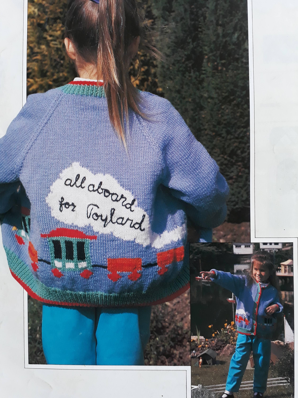 Enid Blyton\'s Noddy Knits Patons PBN M 320, Noddy Knitting Patterns ...