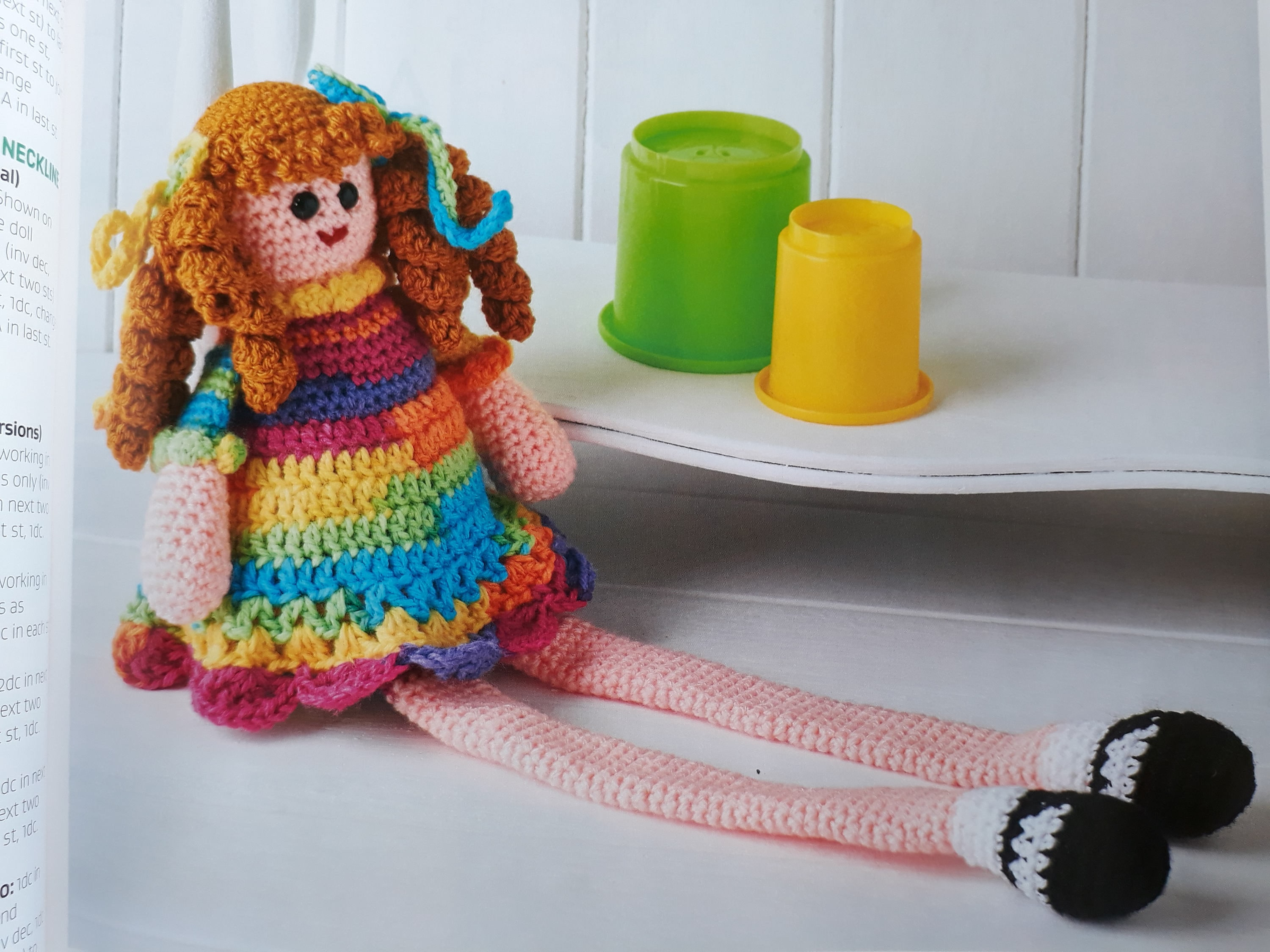 50 Toys to Crochet Magazine, Knitting and Crochet Toy Patterns, Toy ...