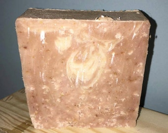 Pan's Dance - Patchouli Sandalwood - handmade artisan soap