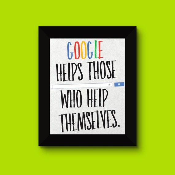 google office decor innovative office image gts google office decor do it yourself snarky poster etsy