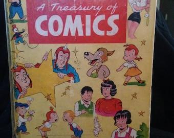 A Treasury of Comic