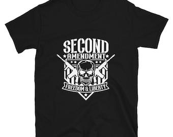 Freedom - Short-Sleeve Unisex T-Shirt