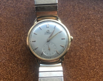 Vintage omega mens automatic/ still working