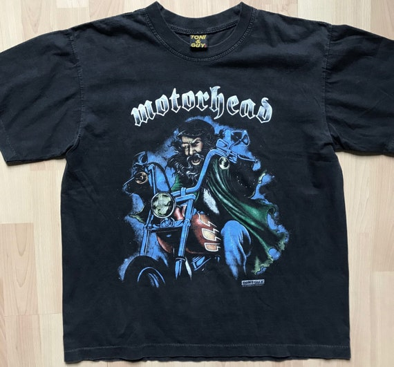 90's Motorhead T-shirt OG Press Single Stitch