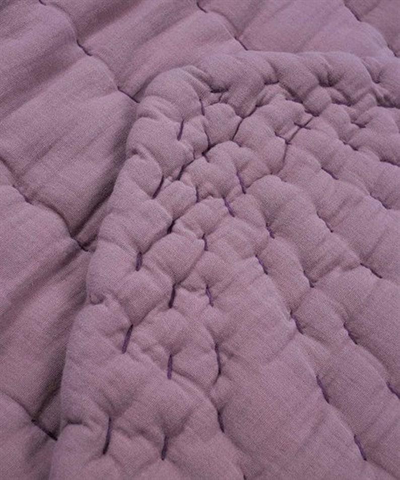 Muslin Baby Play Rug Soft Cotton Floor Mat Leaf Mat Nursery Room Decor Play Mat for Kids Baby Mat Baby Gift   Baby Picture Mat