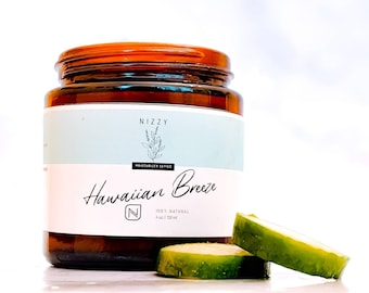 Natural Face Moisturizer - Cucumber + Sea Buckthorn Face Cream - Natural Skincare - Aloe Vera, Shea Butter Face Cream - Vegan