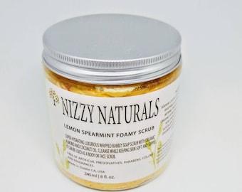 NATURAL BODY SCRUBS