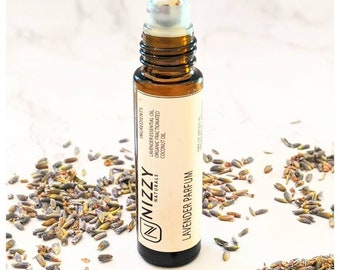 NATURAL Roll On Perfumes