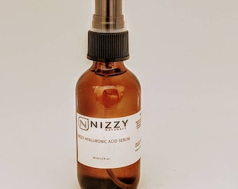 Hyaluronic Acid Face Serum,Vegan,Moisturizing Face Serum, Niacinamide Face Serum, Self Care, Natural Skincare, Anti Aging Glowing Face Serum