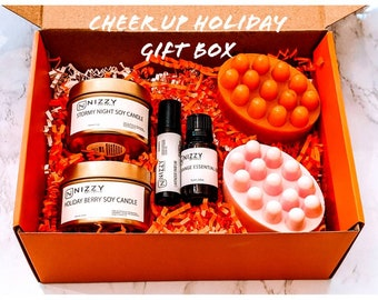 Cheer Up Gift, Quarantine Holiday Gift, Get Well Gift, Birthday Gift Box, Gift for Him, Thinking of you gift, Best Friend Gift, Gift for Her