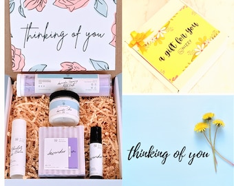 THINKING OF YOU Care Package - Thinking of you Gift Box