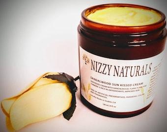 Natural Turmeric Face Moisturizer, Natural Face Cream, Turmeric Healing Cream, Vegan Moisturizer, Glowing Skin Moisturizer, Pore Minimizer