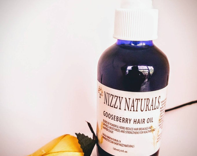 Featured listing image: Natural Hair Growth Oil for Natural Hair, Hair Oil for Hair Growth, Herbal Hair Growth Oil, Argan Oil for Hair Regrowth Hair Growth Products