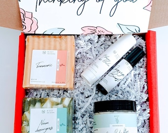 CARE PACKAGE - THINKING of You Gift Box - Friendship Box - You Are Loved - Long Distance Relationship Gift
