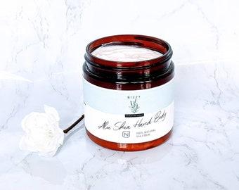 SHEA HAND BODY Moisturizer - Natural Body Lotion - Night Cream - Skincare - Hydrating Skin Moisturizer - Organic Skin Care - Clean Beauty