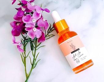 FACE SERUM, Skin Serum,Face Moisturizer, FACIAL Oil, Natural Face Oil, Face Oil Dry Skin, Natural Skin Care, Zero Waste, Cruelty Free, Vegan