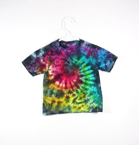 Tie Dye T Shirt Sunburst Handmade Tye Die Infant Toddler Youth Adult 6 mos 12 mos 18 mos 24 mos 2T 3T 4T 5T 6T XS S M L XL 2XL 3XL 4XL 5XL