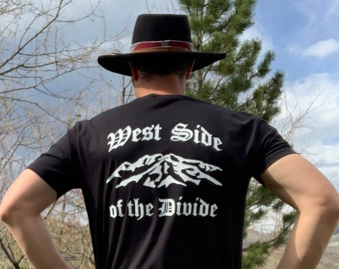 West Side Mountain shirt