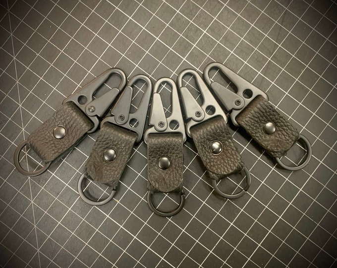 All Black Bison HK clip handmade