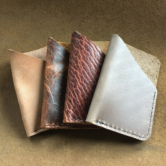 Single Pocket Wallet